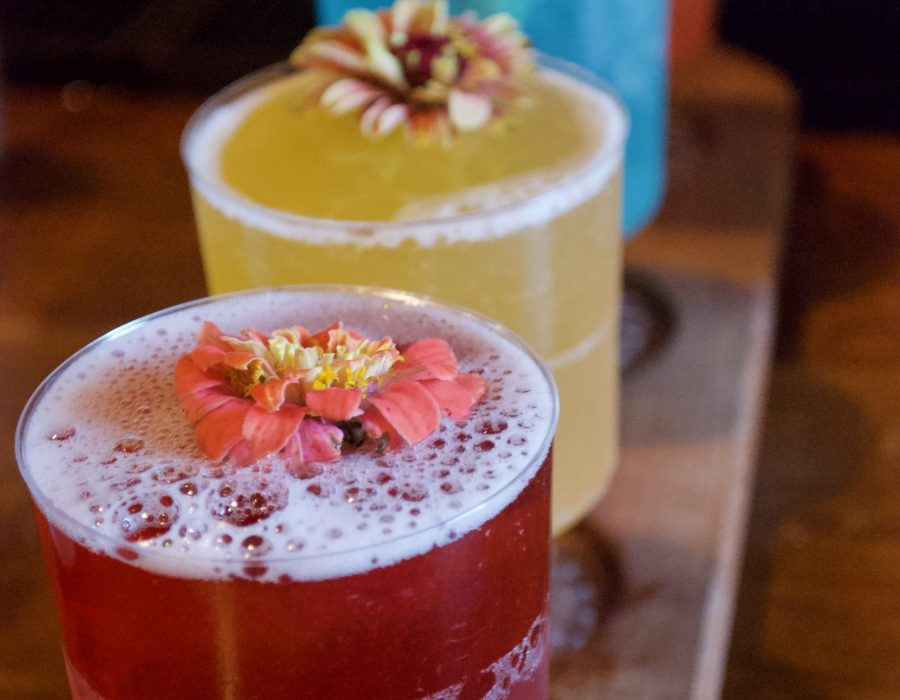 have you heard of our top seller, the mimosa flight?
